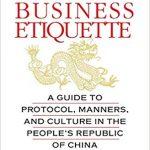 chinese business etiquette libro